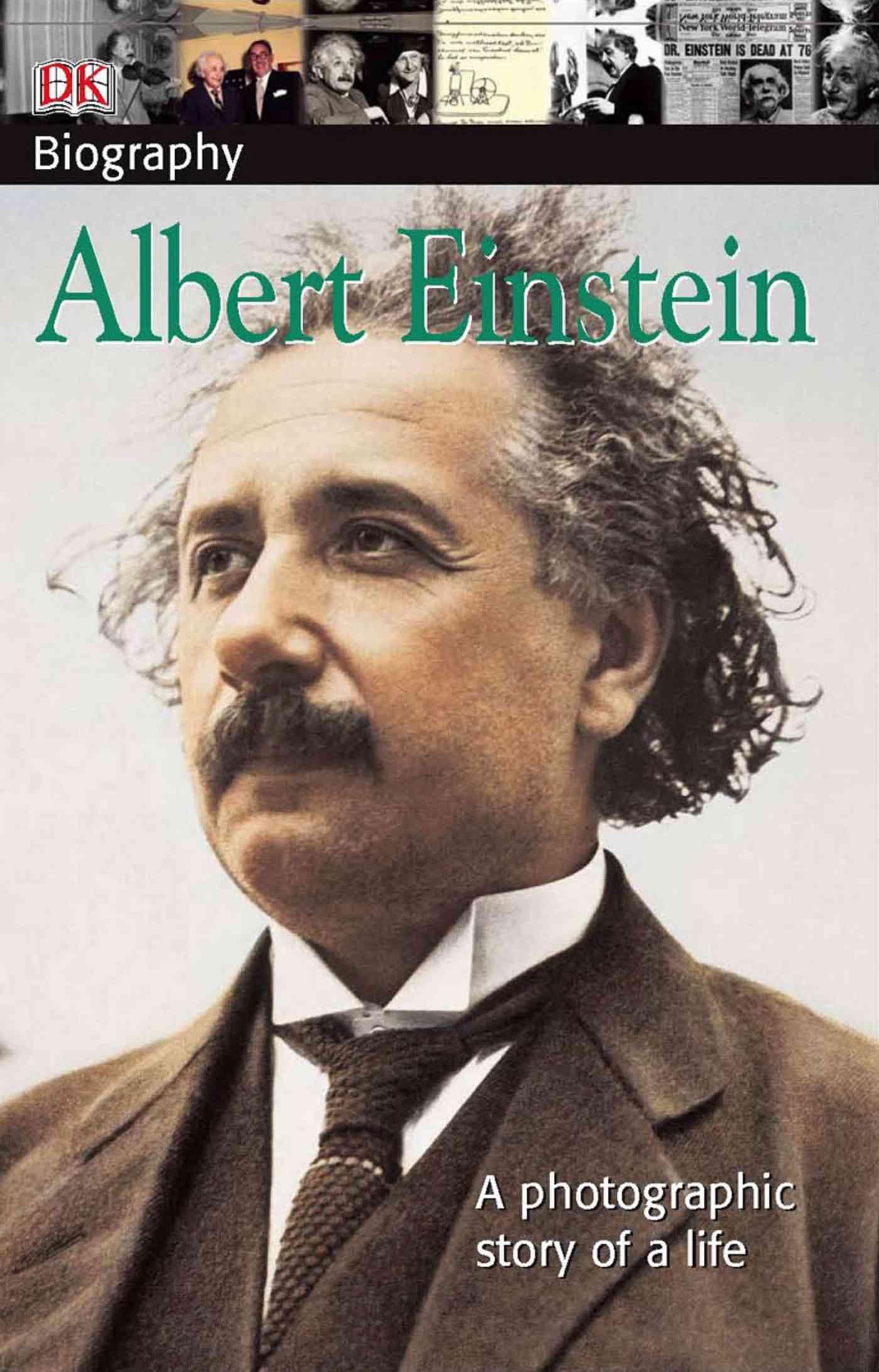 Albert Einstein By Wishinsky, Frieda