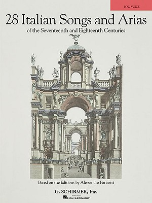 28 Italian Songs and Arias of the Seventeenth and Eighteenth Centuries By Walter, Richard (EDT)/ Gerhart, Martha (TRN)